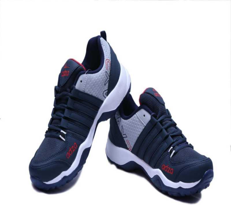 Running Shoes For Men  (Navy) at Flipkart ₹498
