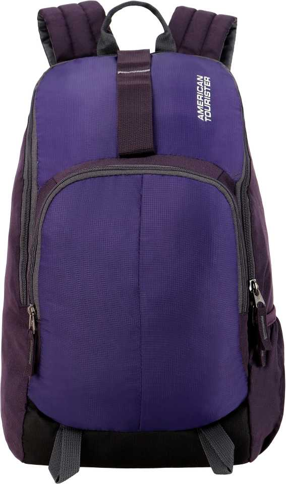 American TouristerFit Pack Gym 21 L Backpack Blue, Black  American Tourister Backpacks