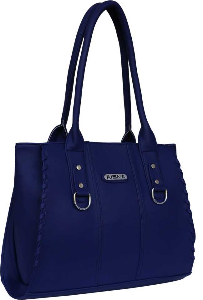 Women Blue Shoulder Bag thumbnail
