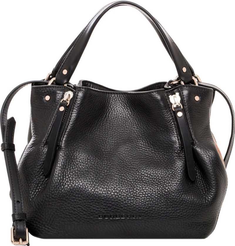 Buy Burberry Sling Bag Black Online   Best Price in India   Flipkart.com 12a968f1ce