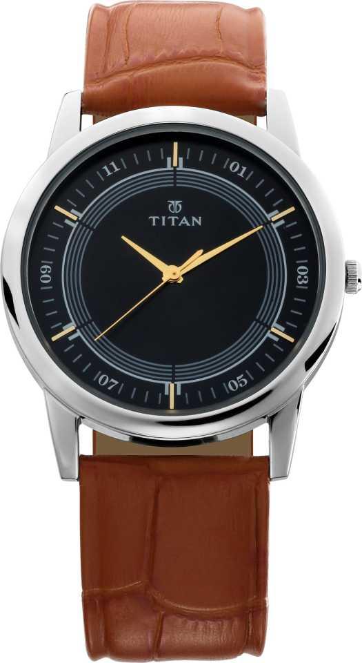 Titan 1773SL02 Karishma Analog Watch – For Men