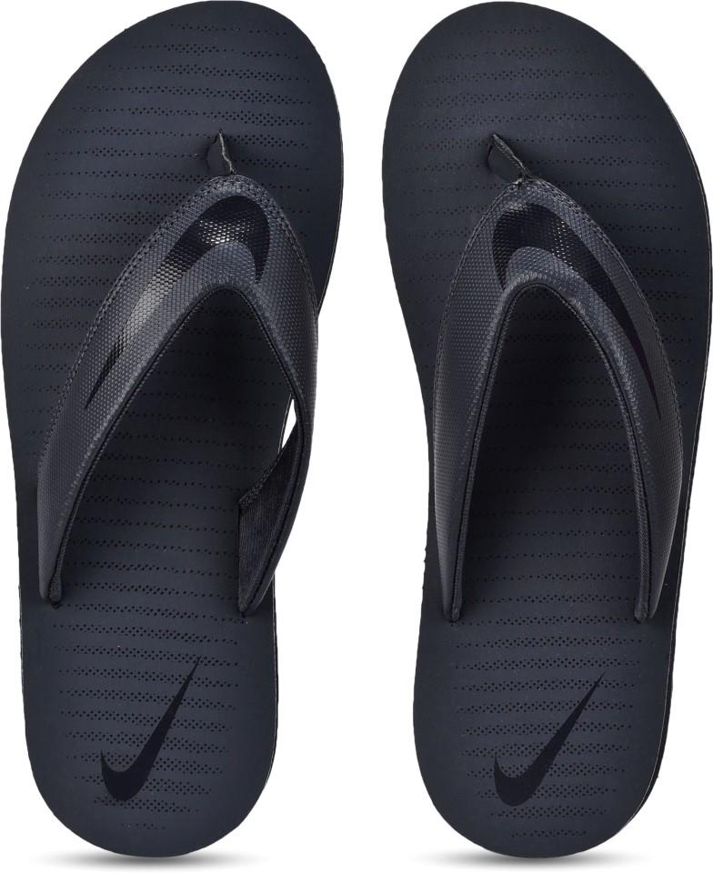 9Uk Size Nike Chroma Thong 5 black blue