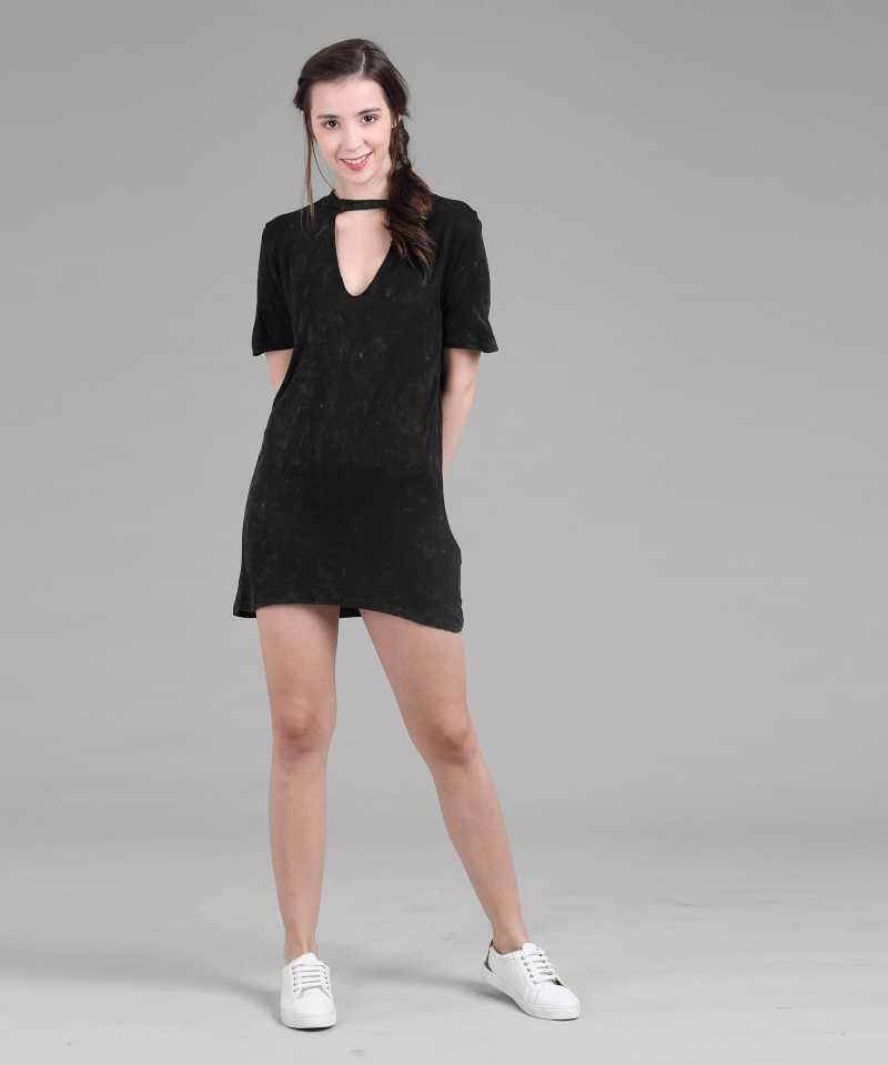 08aa6d67e13d Get Upto 70% Off On Forever 21 Women Shift Black Dress Clothing ...