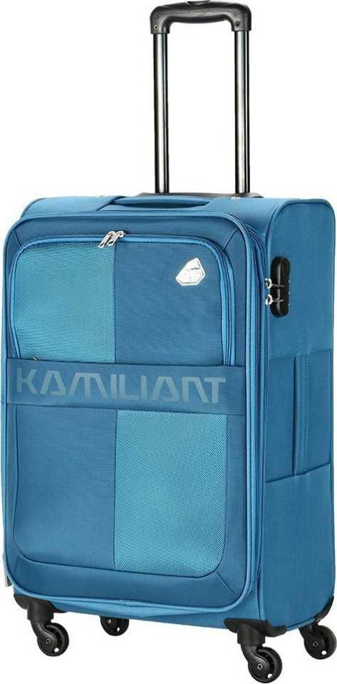 Kamiliant by American TouristerSmall Cabin Luggage (42 cm) – Oromo SP – Blue