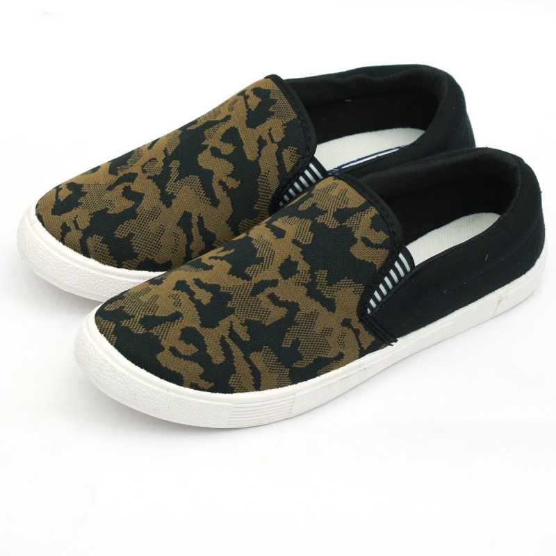 NEXA Slip on Sneakers For Men