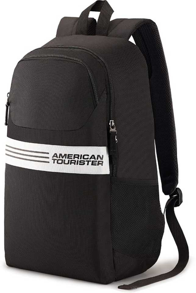 ACE DAYPACK - BLACK 22 L Backpack  (Black) thumbnail