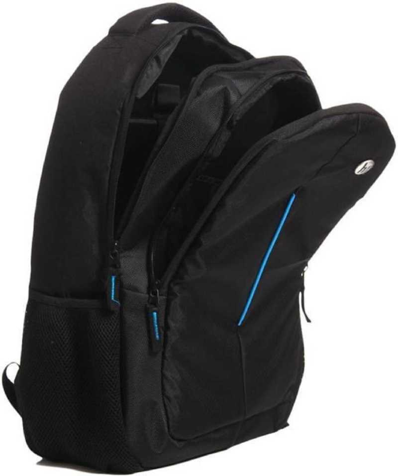 HP 15.6 inch Expandable Laptop Backpack Black