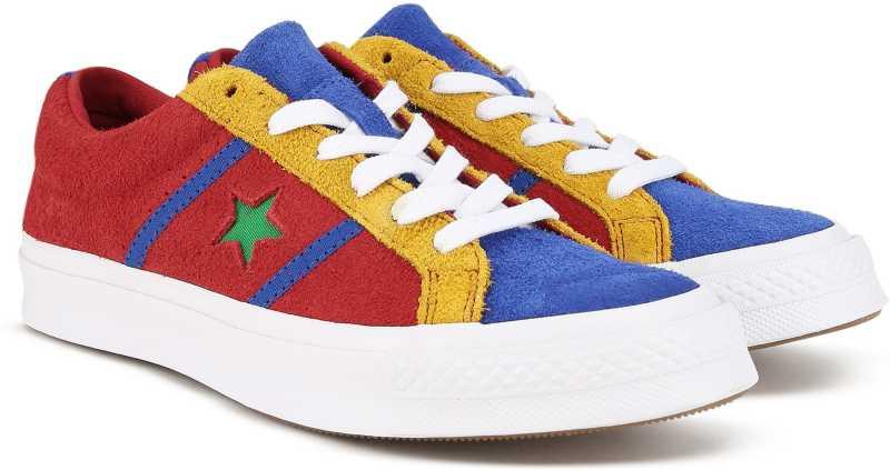 Converse Sneakers For Men  (Multicolor)