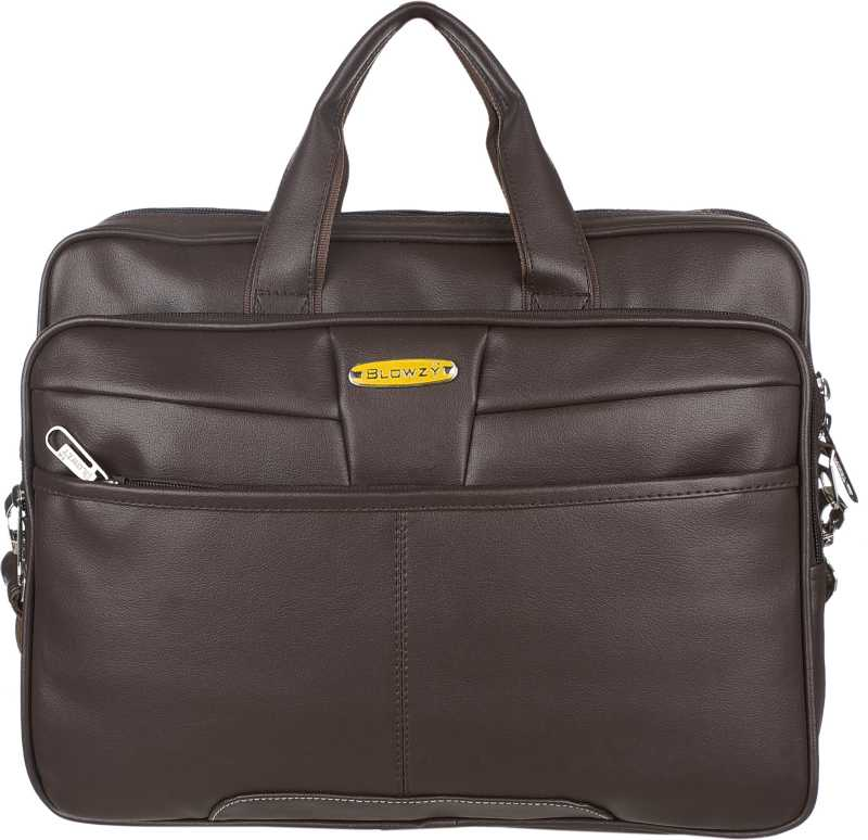 best leather bag for office