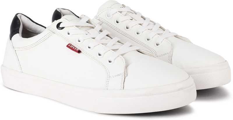 Levi's AACHEN Sneakers For Men  (White)
