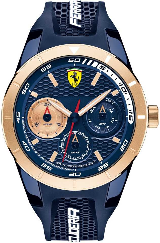 Scuderia Ferrari 0830379 Smart Analog Watch - For Men