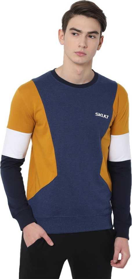 Full Sleeve Men Sweatshirt
