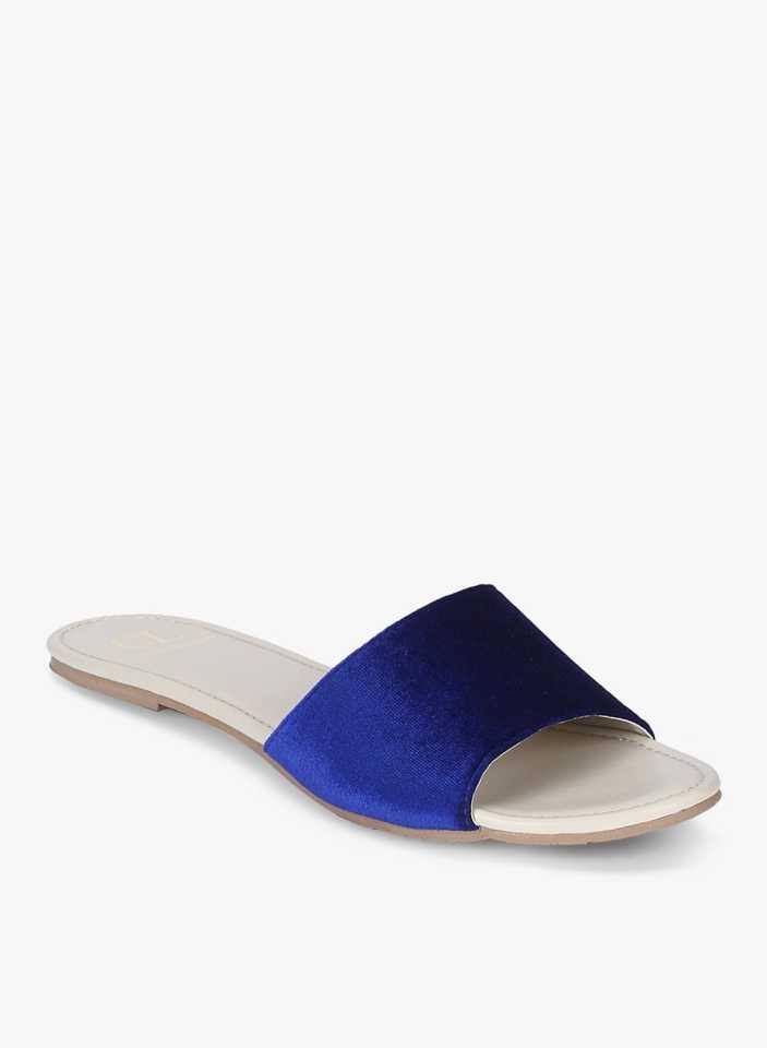 CARLTON LONDON  Women Blue Flats Sandal