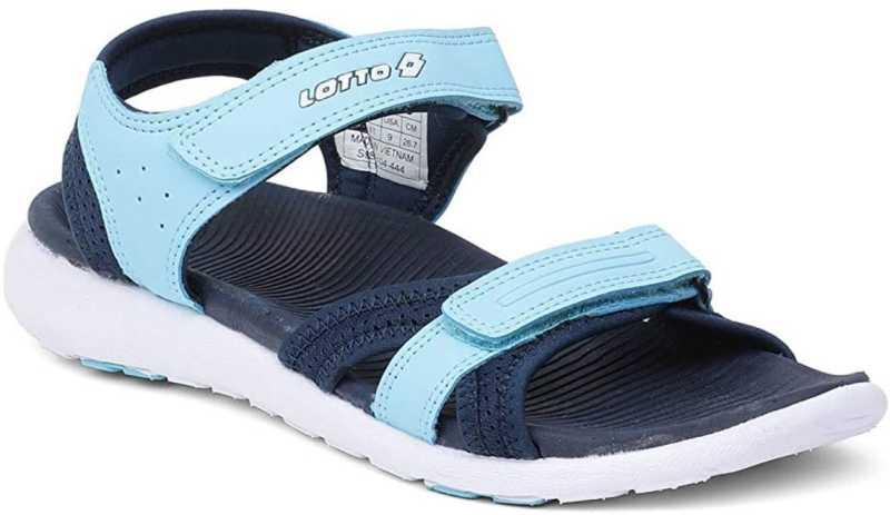 LOTTO  Men Navy, Blue Sports Sandal