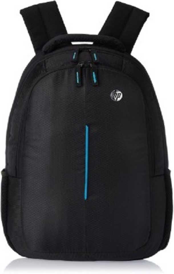 ce7aa491941 HP 15.6 inch Laptop Backpack Black - Price in India | Flipkart.com