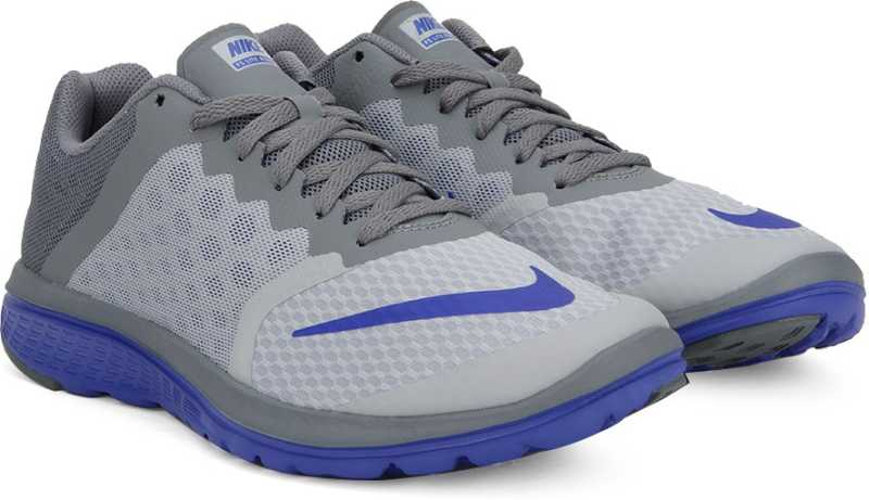 6f5c994eb19 Nike Running Shoes For Men - Buy WOLF GREY RACER BLUE-COOL GREY GRIS  LOUP GRIS FRAIS BLEU COUR Color Nike Running Shoes For Men Online at Best  Price - Shop ...