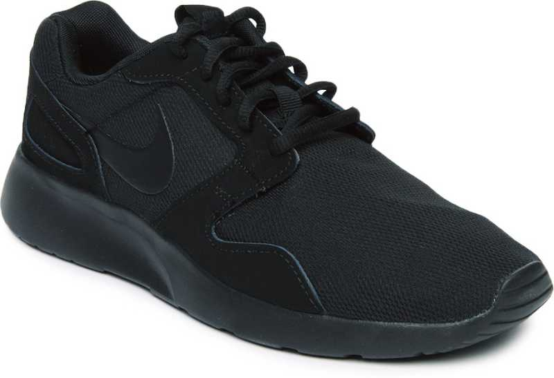sports shoes 556dc 794b1 Nike Kaishi Running Shoes For Men (Black)