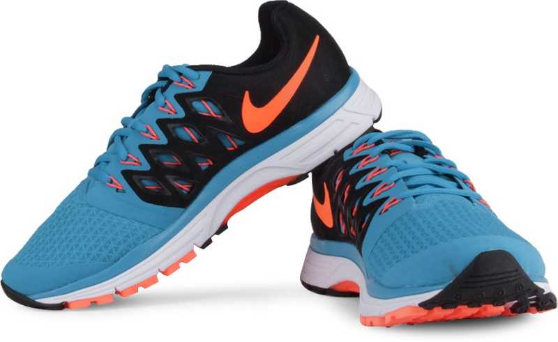 Aviación Vigilante gastos generales  Nike ZOOM VOMERO 9 Running Shoes For Men - Buy Blue, Black Color Nike ZOOM  VOMERO 9 Running Shoes For Men Online at Best Price - Shop Online for  Footwears in India | Flipkart.com