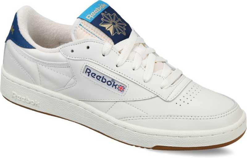 521505f0223 REEBOK CLUB C 85 RETRO GUM Tennis Shoes For Men - Buy CHALK NOBLE ...