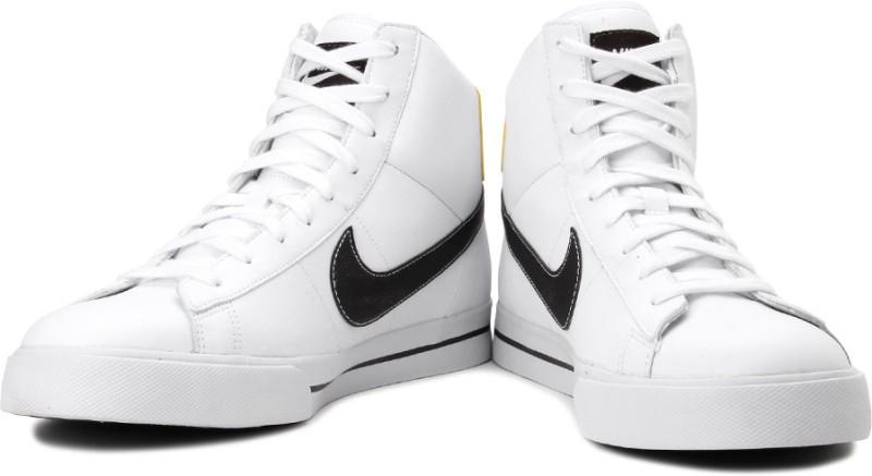 nike ankle sneakers