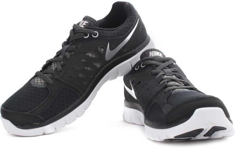 f33c4801fe01 Nike Flex 2012 Rn Running Shoes For Men - Buy Black