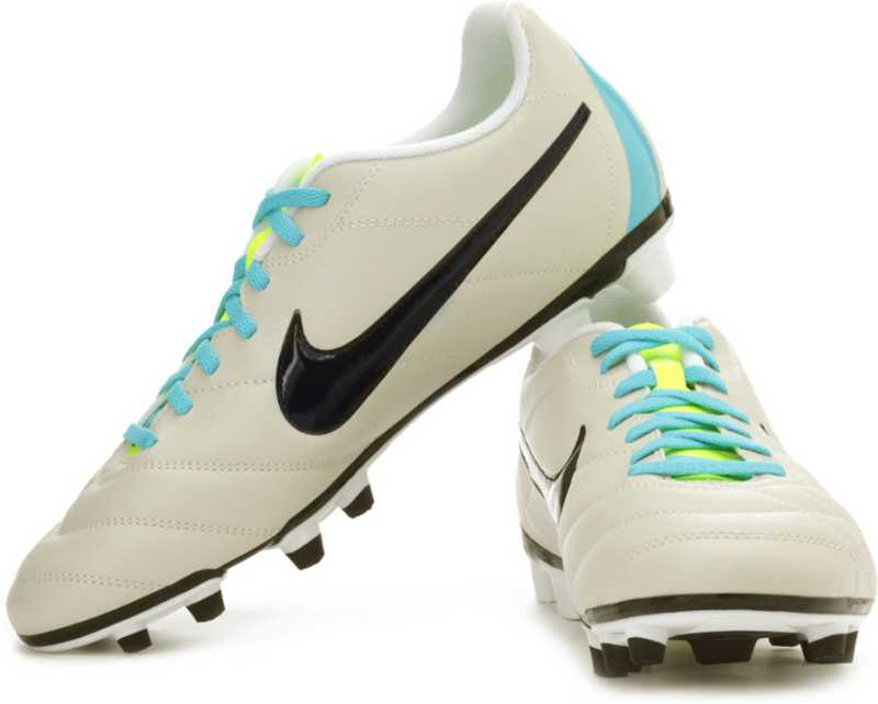 6fea13d7980 Nike Tiempo Rio Fg Football Shoes For Men - Buy White Color Nike ...