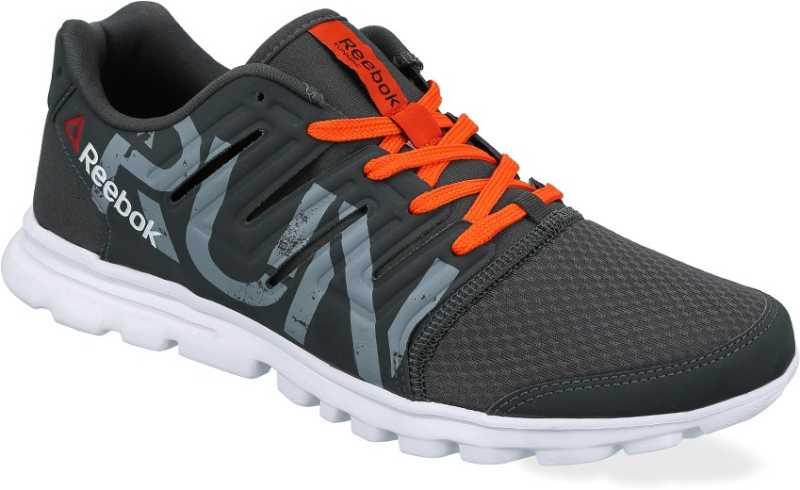 f186910fe5d REEBOK Men Running Shoes For Men - Buy GRVL ASH GRY ORNG WHT Color ...