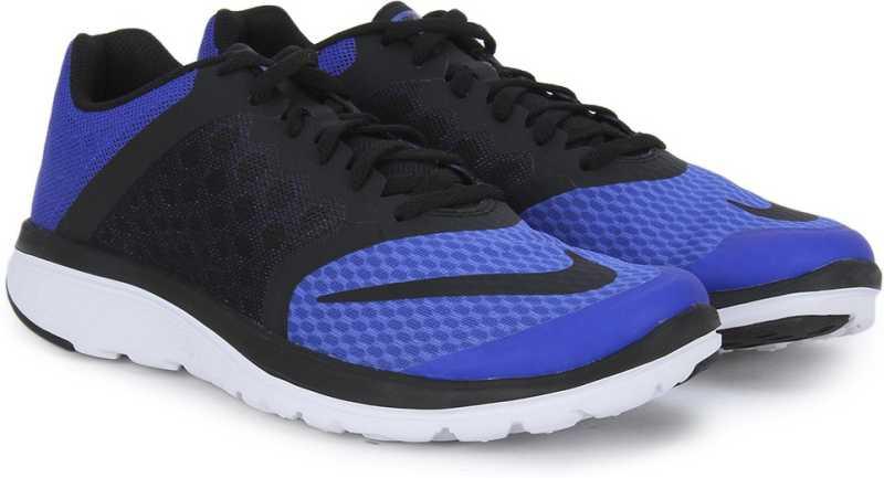 a63dd289d0d Nike FS LITE RUN 3 Men Running Shoes For Men - Buy RACER BLUE BLACK ...