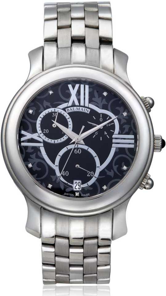 5796a80a7b1 Balmain 536.5261.33.68 Swiss Watch - For Men - Buy Balmain 536.5261 ...