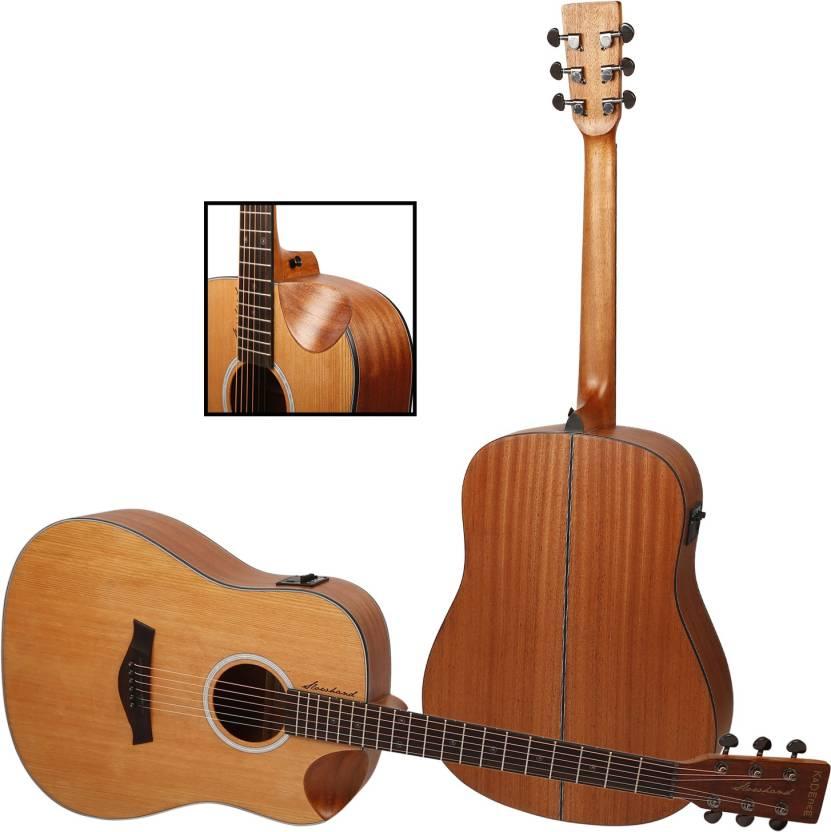 Kadence KAD-SH-03 Mahogany Acoustic Guitar