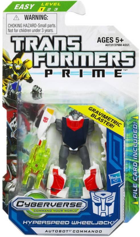 Hasbro Transformers Cyberverse Legion- Wheeljack