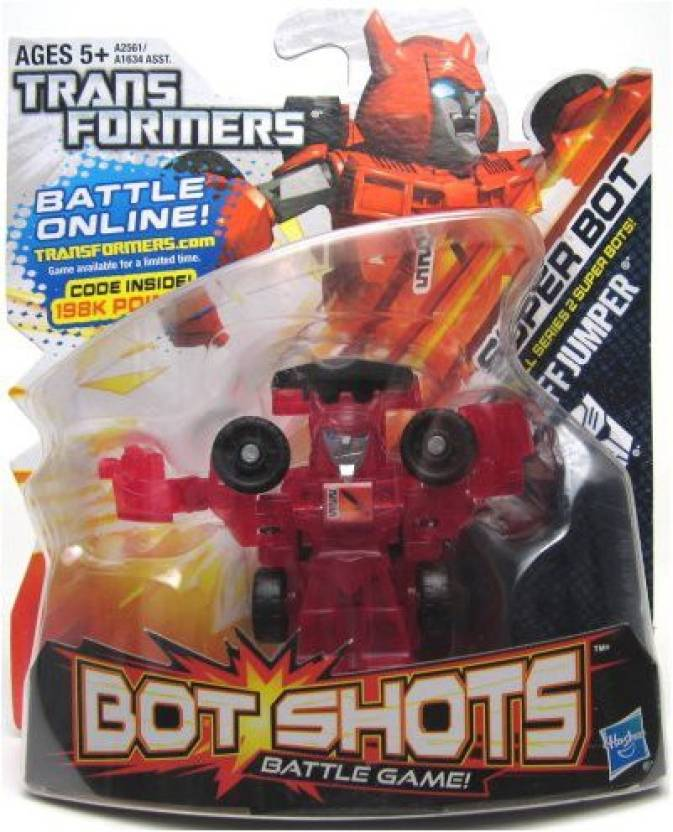 Hasbro Transformers Bot Shots Jump Shot - Transformers Bot Shots