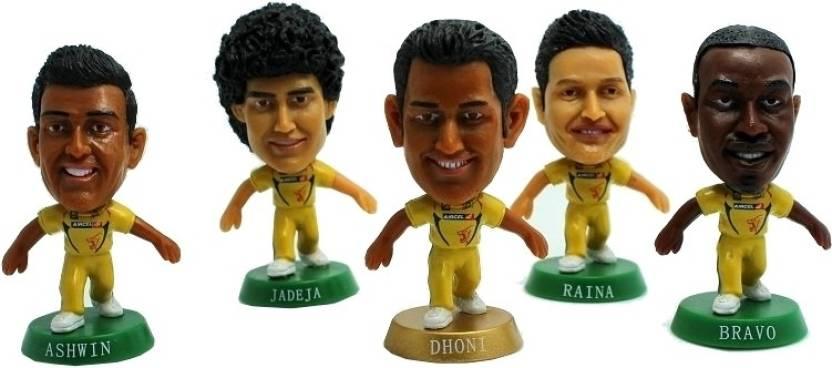 Kids Toys Action Figure: FigurActive Cricket Stars