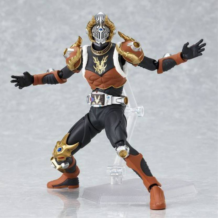 Max Factory Figma Kamen Rider Spear 140 Mm Pvc Kamen Rider Japan