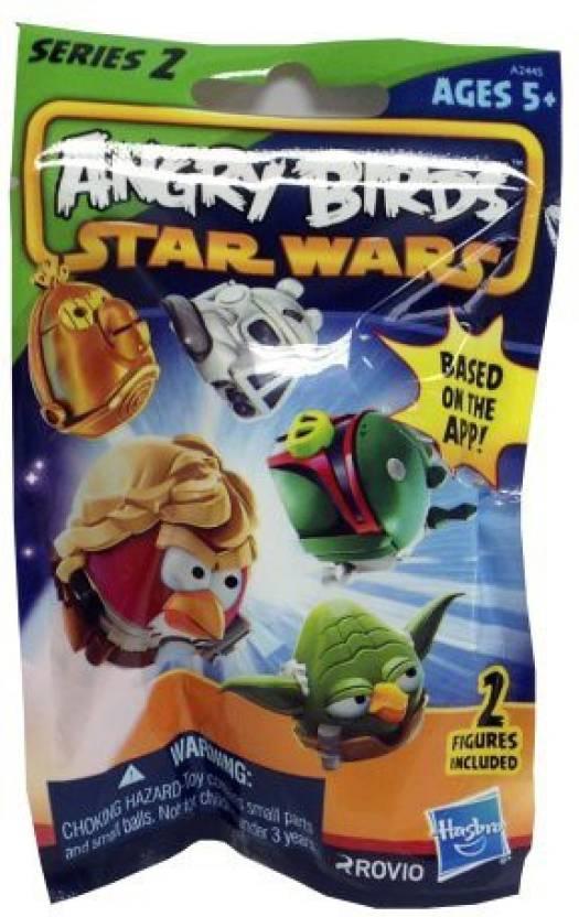 c992a00484 Angry Birds Birds Star Wars Figure Mystery Bag - Series 2 - Birds ...