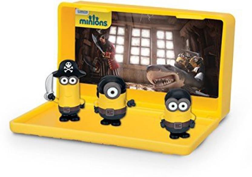 Minion Eyematie Despicable Playset Me Minions Micro tBsdQhrCx