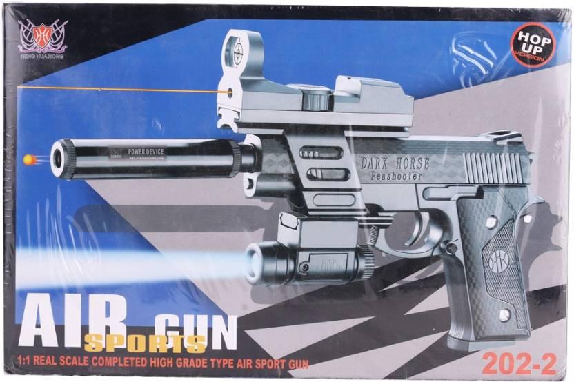ishika air gun hop up version