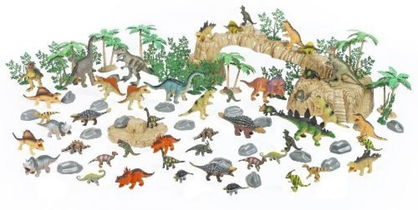 Adventure Planet Dinosaur Discovery Expedition Toy Educational Playset