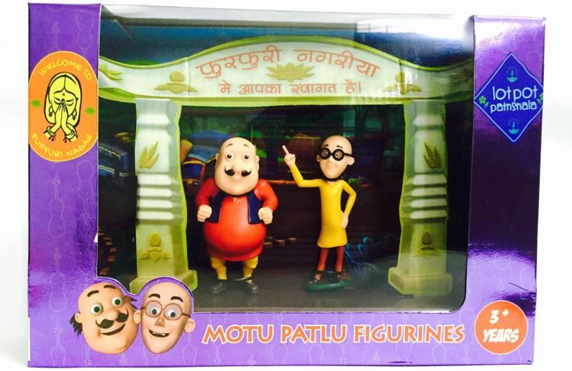 Box Pack Cartoon Motu Patlu — BCMA
