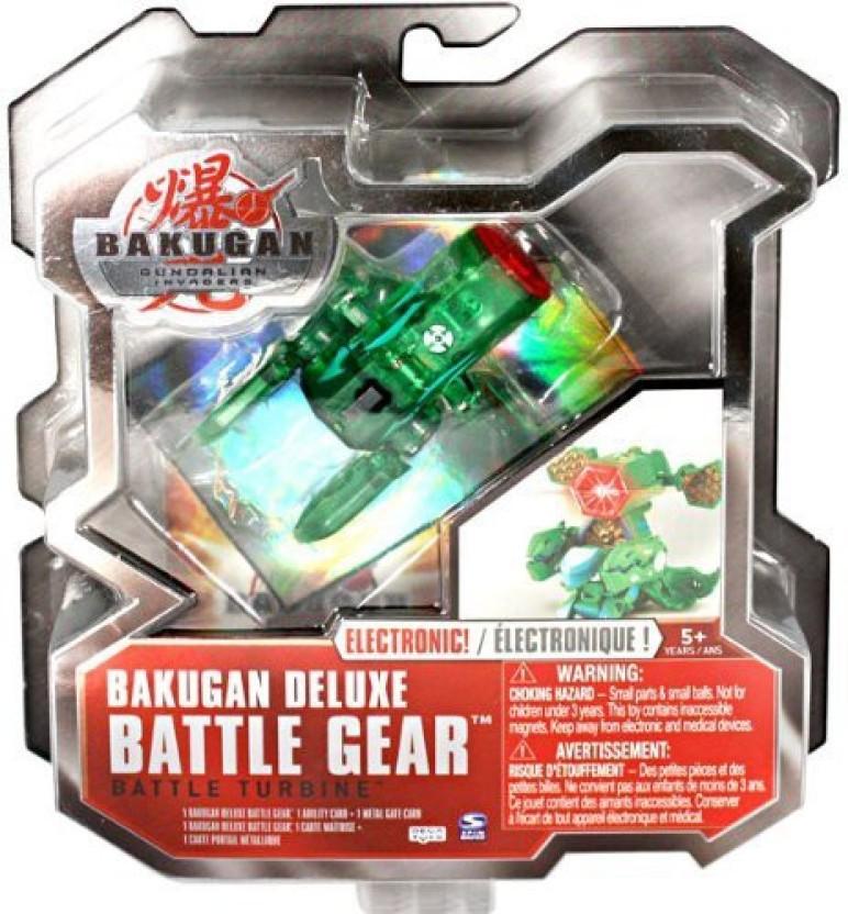 Bakugan Deluxe Battle Gear Vilantor Gear In Package