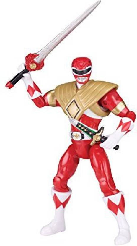 Power Morphin Red Legacy Rangers Ranger Armored Mighty 5inch W9YHeIE2bD