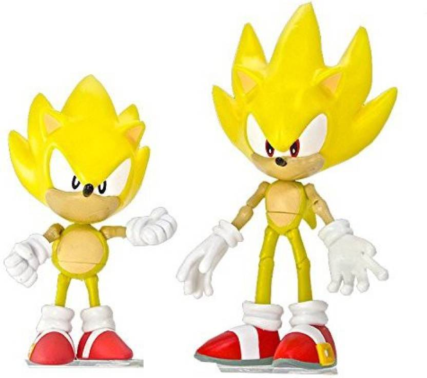 Jazwares Sonic The Hedgehog 20th Anniversary Sonic Through Time 5
