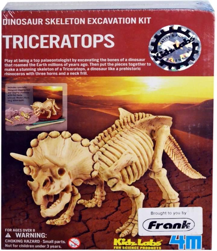 Frank Puzzles Dinosaurs