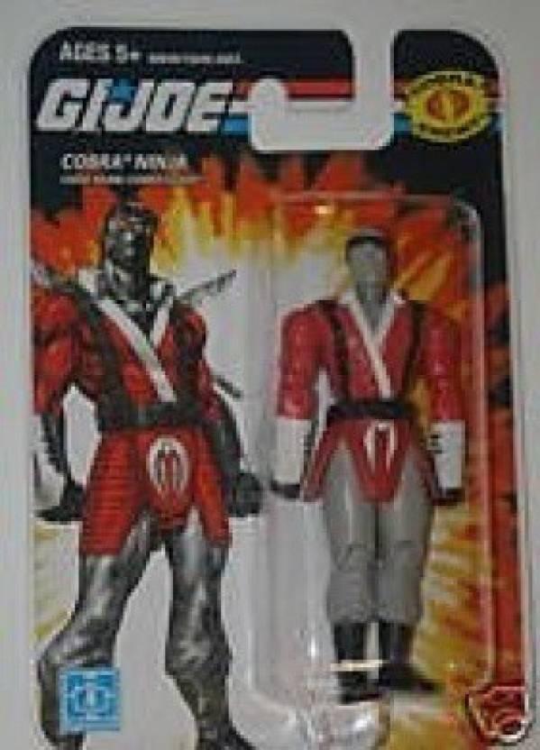 G I  Joe SLASH Cobra Ninja Action Figure Wave - SLASH Cobra Ninja