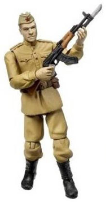 Indiana Jones Kingdom Of The Crystal Skull Russian Soldier