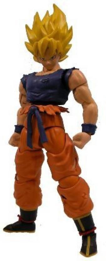 f8fd234a1849 Bandai Dragon Ball Kai: 1/8 Scale Figurise Super Saiyajin Son Goku ...