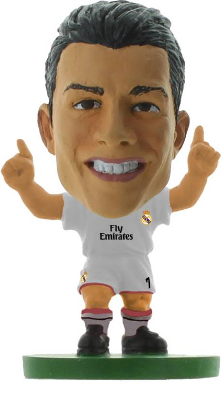 premium selection b5e8f e2df2 SoccerStarz Real Madrid Cristiano Ronaldo - Home Kit (2015, version)  /Figures
