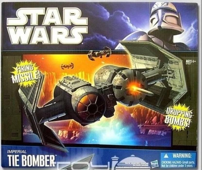 Hasbro Star Wars Clone Wars Starfighter Vehicle V19 Torrent Fighter