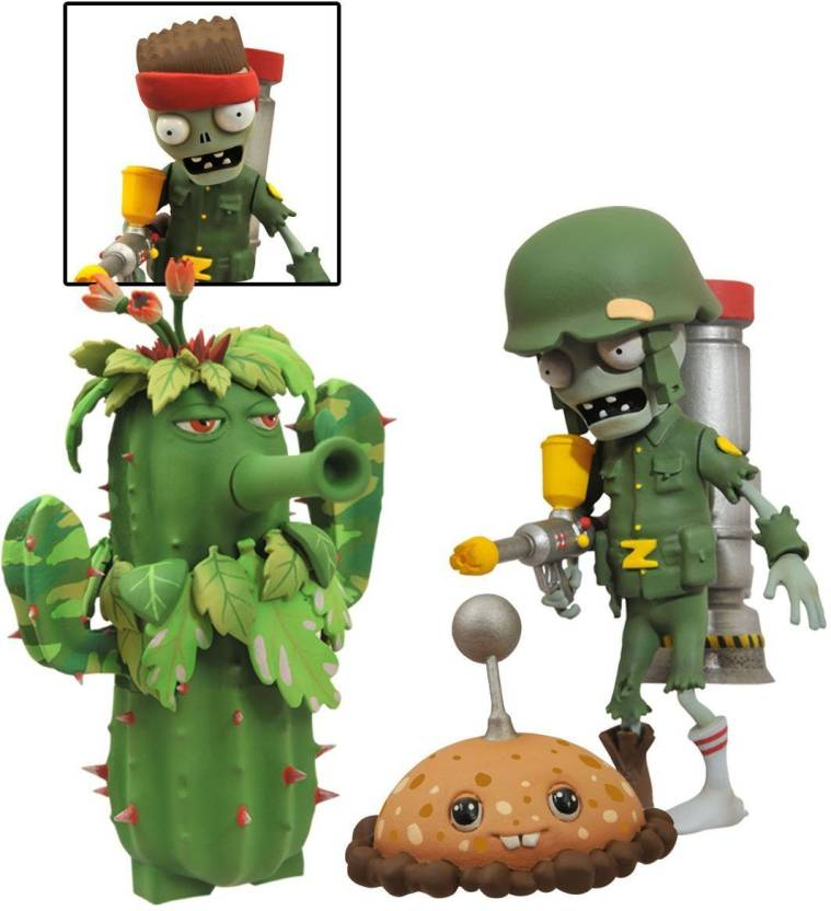 zombie vs plants garden warfare