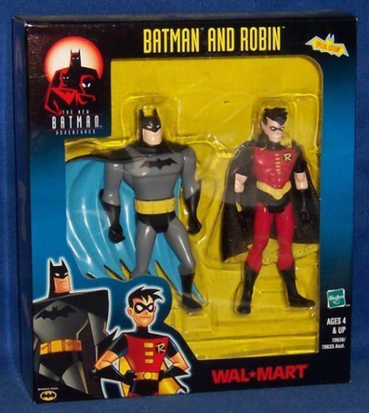 Amazing Batman And Robin Exclusive Walmart Action Figure Two Pack Evergreenethics Interior Chair Design Evergreenethicsorg